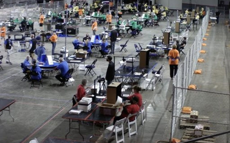 REPORT ON THE ARIZONA ELECTION AUDIT - ИЗВЕШТАЈ...